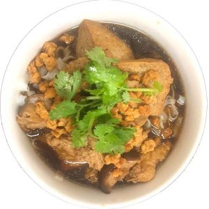 Vegetrian Kuay Chap / 素食粿汁