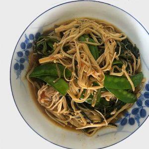 Vegetarian Malah Dish / 素食麻辣菜